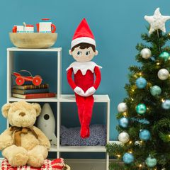 The Elf on the Shelf® Plushee Pals Huggable Boy, Jumbo, 27 in.