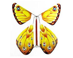 TOPS Malibu Orange Magic Flying Butterfly