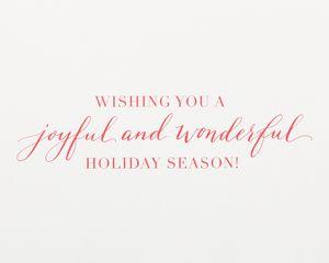 Magnolia Christmas Greeting Card