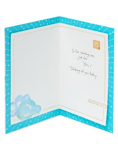 Kathy Davis Sun Thinking of You Card