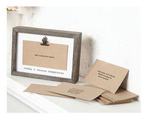 Mud Pie Inspirational Cards Frame Set
