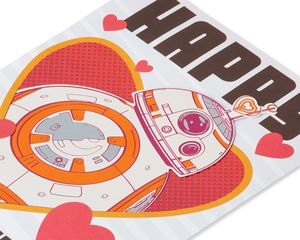 Star Wars Super Cool Valentine's Day Card