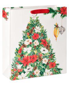 Christmas Tree and Ornaments Jumbo Gift Bag
