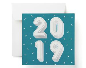 2019 Congratulations Graduation Card