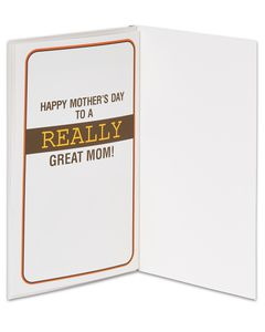 Motherhood Funny Mother's Day Card