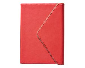 Eccolo Envelope Gold Zipper Journal