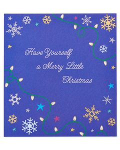 Presents in a Box Pop-Up Christmas Greeting Card