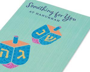 Dreidels Hanukkah Money and Gift Card Holder, 6-Count