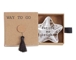 Mud Pie Future Graduation Mini Dish