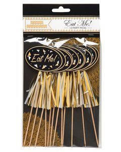Party Partners Eat Me Party Picks, 12-Count