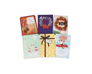 Christmas Money and Gift Card Holder Bundle, 6-Count