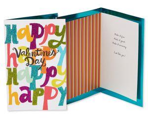 Valentine's Day Card Bundle, 6-Count