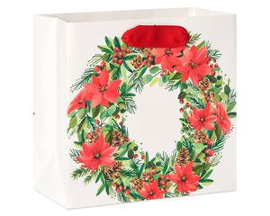 Deck the Halls Holiday Medium Gift Bag