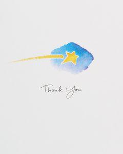 Kathy Davis Shooting Star Thank You Card