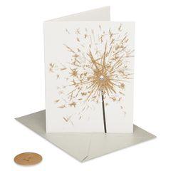 Sparkler Birthday Greeting Card