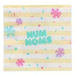 Num Noms 16-Count Lunch Napkins