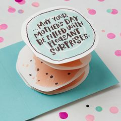 Funny Cookies Mother's Day Card