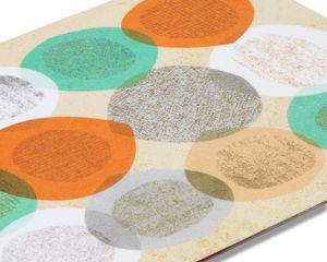 geometric pattern blank card