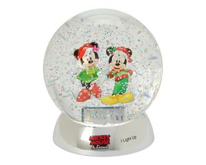Mickey Mouse and Minnie Mouse Waterdazzler