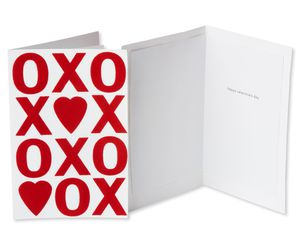 Valentine's Day Card Bundle, 4-Count