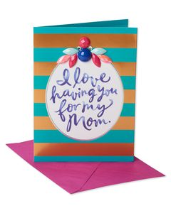 Thankful Mother's Day Card