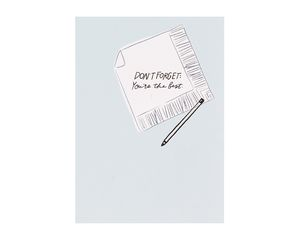 Don't Forget Birthday Card
