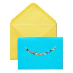 Festive Congratulations Greeting Card