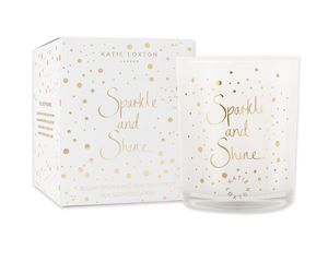 Katie Loxton Sparkle and Shine Candle
