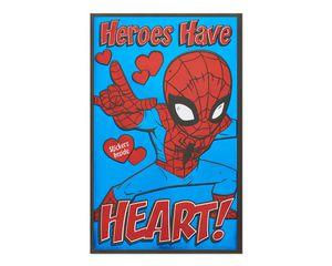 Spider-Man Valentine's Day Card