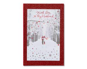 All My Heart Christmas Card