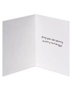 Hanging Stockings Holiday Boxed Cards, 20-Count