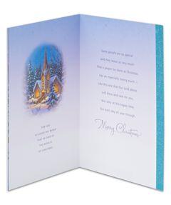 A Christmas Prayer Christmas Card