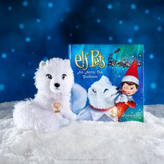 The Elf on the Shelf® Elf Pets, An Arctic Fox Tradition
