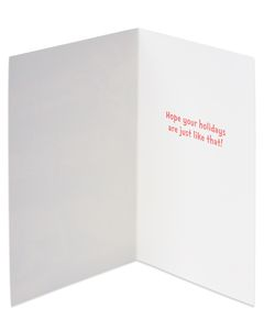 Dr. Seuss Christmas Boxed Cards and White Envelopes, 12-Count