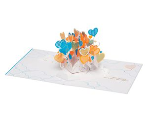 Happy Thoughts Pop-Up Thinking Of You Card