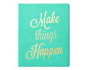 Eccolo Make Things Happen Desk-Size Journal