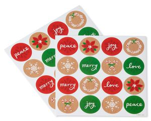 Christmas Seals, 32-Count