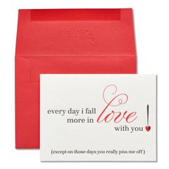 Funny Anniversary Greeting Card