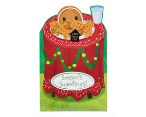 Treat Christmas Card