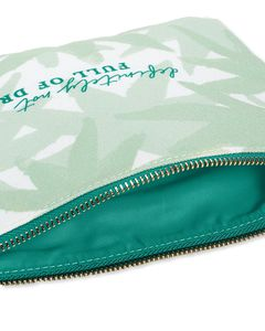 definitely not full of drugs zipper pouch