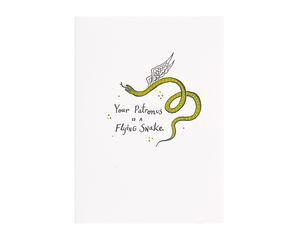 Patronus Encouragement Card