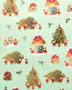 Critters Holiday Wrapping Paper