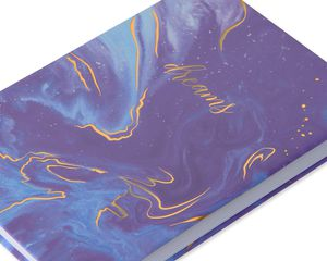 Eccolo Blue Marble Dreams Journal