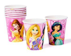 disney princess paper cups 8 ct