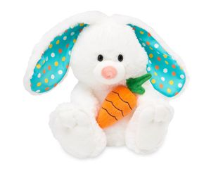 Easter Plush Bunny - Nibbles the Bunny