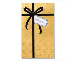 Gift for You Money and Gift Card Holder Christmas Card