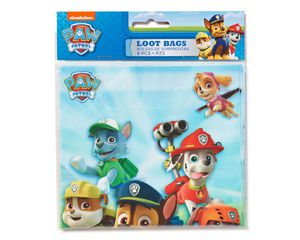 paw patrol treat bags 8 ct