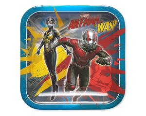 Ant-Man and The Wasp Paper Dessert Plates, 8-Count