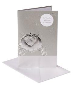 Lifetime of Happiness Wedding Card