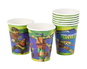 teenage mutant ninja turtles paper cups 8 ct